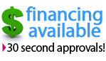 Pure Spa Direct offers financing - get approved in 30 seconds!