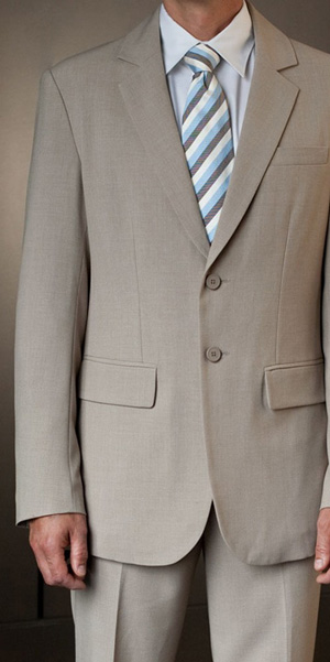 Men's 2 Button Suit Jacket