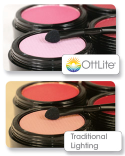 Ottlite vs. Traditional Lighting