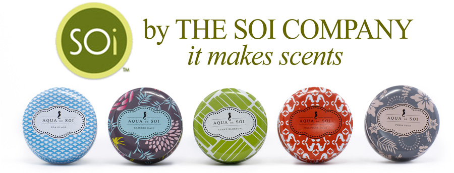 The SOi Company - Richly Scented Candles