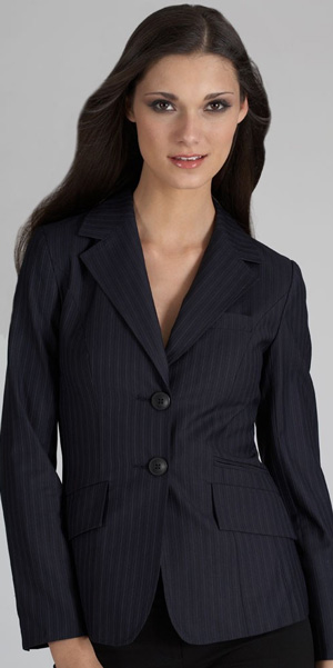 Women's 2 Button Suit Jacket