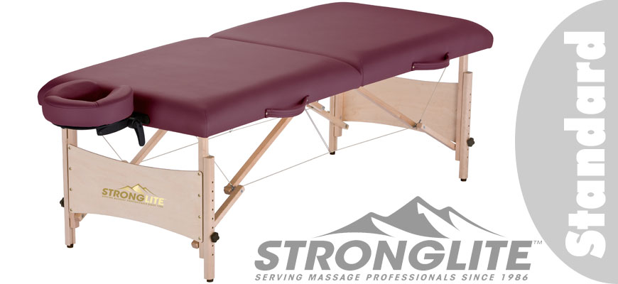 stronglite offers innovative massage tables massage chairs and massage accessories at competitive prices