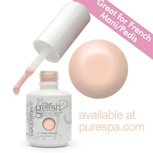 Simpler Sheer Gelish Color Gel Nail Polish