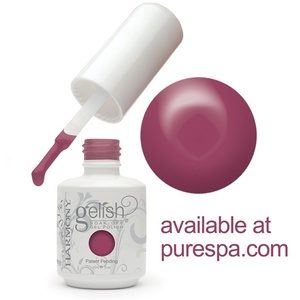 Exhale Gelish Color Gel Nail Polish