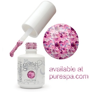 Tumberline Violet Gelish Color Gel Nail Polish