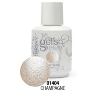 Champagne Gelish Color Gel Nail Polish
