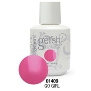 Go Girl Gelish Color Gel Nail Polish