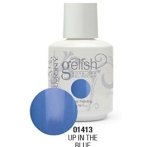 Up In The Blue Gelish Color Gel Nail Polish