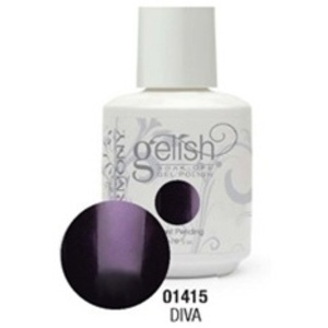 Diva Gelish Color Gel Nail Polish