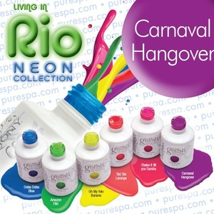 Carnaval Hangover Gelish Color Gel Nail Polish