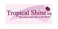 White Lightening Coarse File - 100 Grit by Tropical Shine (TS507)