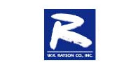 "W.R. Rayson End Papers Box 2-14"" X 4"" 1000 pe"
