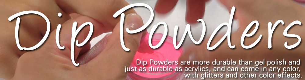 Dipping Powders at PureSpaDirect.com