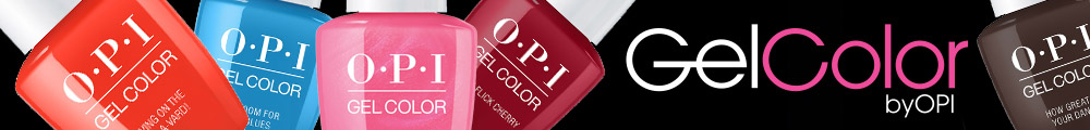 OPI GelColor - Soak Off Gel Polish