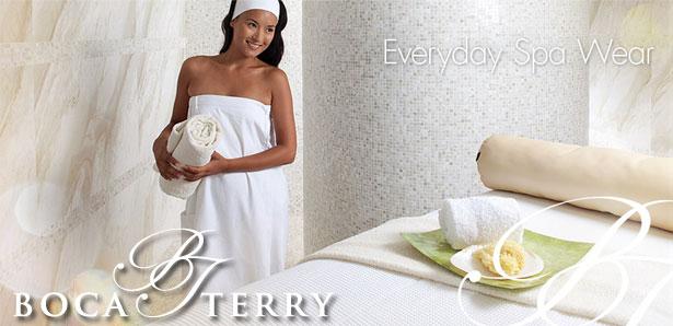 12c8f538e0 Boca Terry - Luxurious Robes