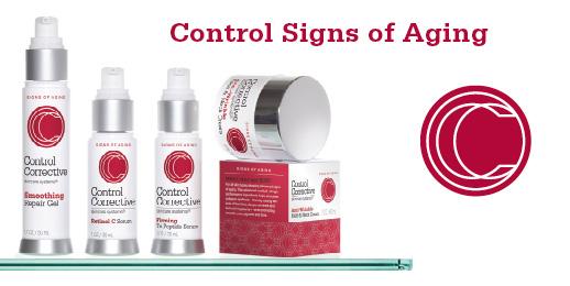 Control corrective spa facial