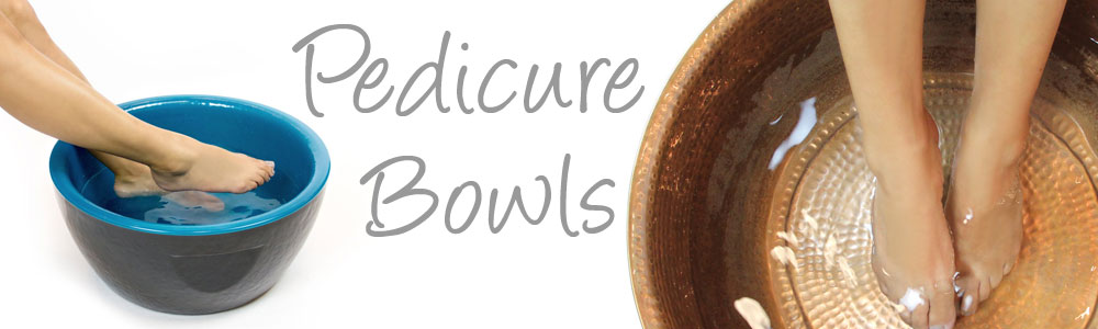 Pedicure Bowls at PureSpaDirect.com