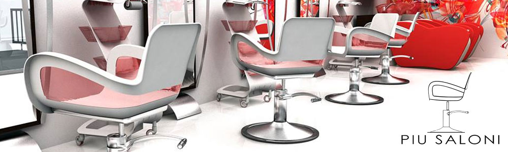PIU Saloni - Furniture for Beauty Salons