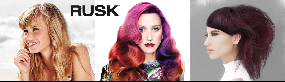 About Rusk Deepshine Hair Color