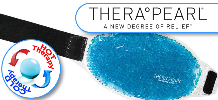 Therapearl Hotcold Packs To Relieve Pain