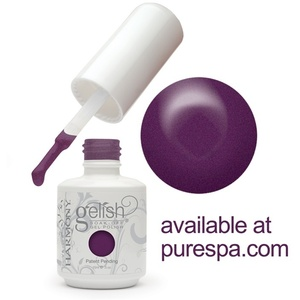 Star Burst Gelish Color Gel Nail Polish