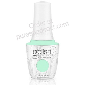 Seafoam Gelish Color Gel Nail Polish