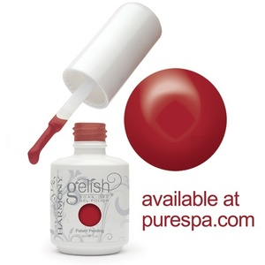 Red Roses Gelish Color Gel Nail Polish