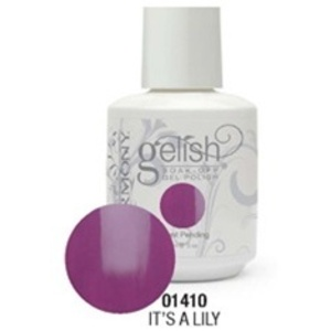 It's a Lily Gelish Color Gel Nail Polish