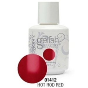 Hot Rod Red Gelish Color Gel Nail Polish