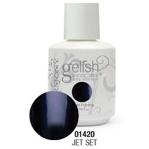Jet Set Gelish Color Gel Nail Polish