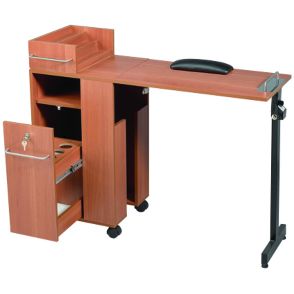 Pure spa direct blog short on space new space saving for Folding nail table