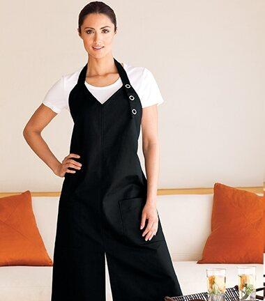 Pure spa direct blog 1 salon uniform for Spa employee uniform