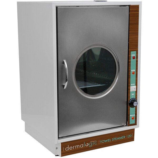 Stainless Hot Towel Steamer 120 Towel Capacity Tw120