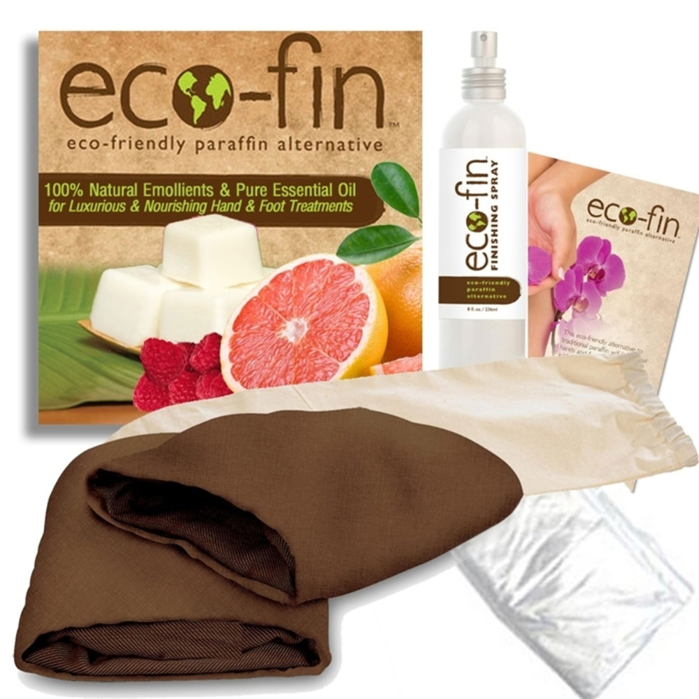 eco fin Eco fin - muslin eco sleeve mitts soft and flexible, the eco-sleeve provides a warm but flexible barrier between the liner and heat eco fin - scent sampler kit.